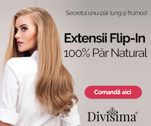 Extensii Flip-In 100% Par Natural