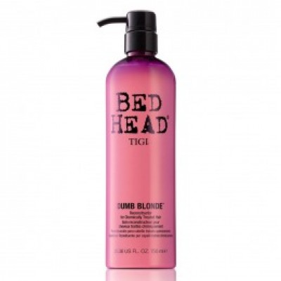 Tratament pentru par degradat si tratat chimic TIGI BED HEAD DUMB BLONDE 750 ML