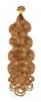 Cheratina Par Ondulat Blond Mediu