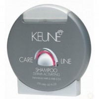 Keune - Sampon Derma Activating par fin/anti caderea parului 250 ml