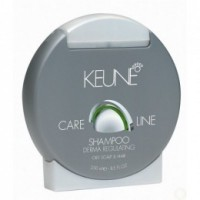 Keune - Sampon Derma Regulating pentru par si scalp gras 250 ml