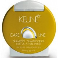 Keune - Sampon stralucire Satin Oil 250 ml