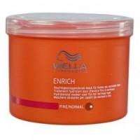 Masca Hidratanta pentru Par Fin si Normal - Wella Professionals Enrich Moisturizing Mask 500 ml