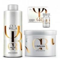 Pachet 1 Wella Professionals Oil Reflection Luminous - Sampon, Masca si Elixir