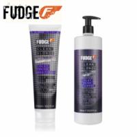 Pachet Fudge Clean Blonde Violet - Sampon si Balsam