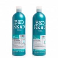 Pachet pentru hidratare TIGI BED HEAD URBAN ANTIDOTES RECOVERY 750 ML