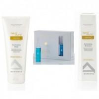Pachet pentru stralucirea parului Alfaparf Diamond - Sampon , Masca si Ser tratament